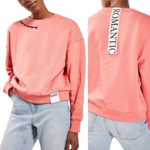 Topshop Romance Sweatshirt